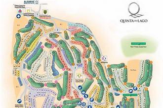 quinta do lago mapa Algarve & Blog   Informações úteis para novos residentes quinta do lago mapa