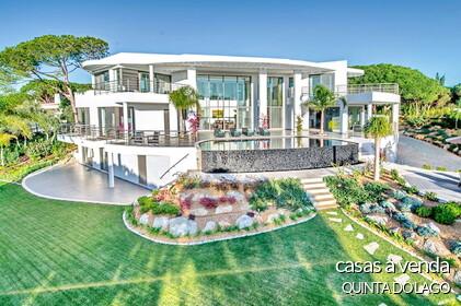 Casas na Quinta do Lago