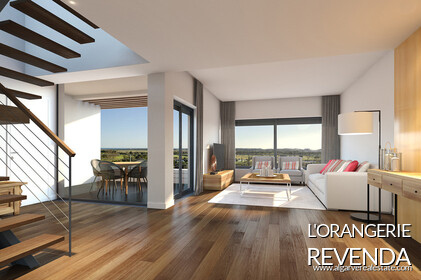 Apartamento T3 para venda L'Orangerie