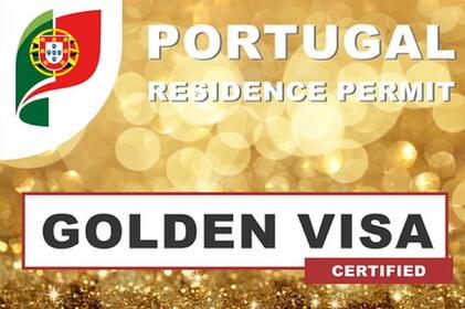 Visto Gold • Autorização de residência em Portugal